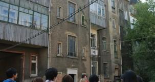 21-改修中のコーポラティブハウス